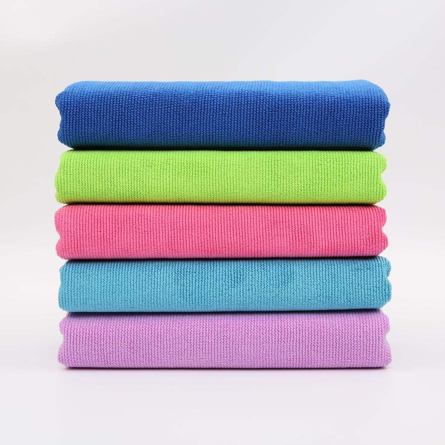 good quality 80 polyester 20 polyamide microfiber towel beach