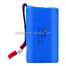 lipo battery cell 3.7v 10000mah 18.5vli-polymer battery YJ505080-5S 2400mah with rechargeable and PCB for mobile UPS,, laptop,