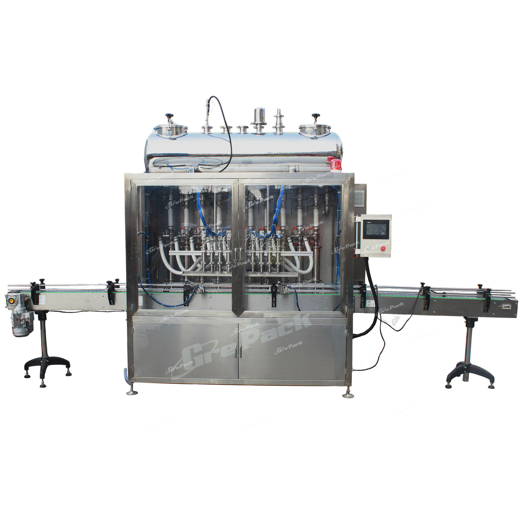 Competitive price filling machine for Orange peel sauce
