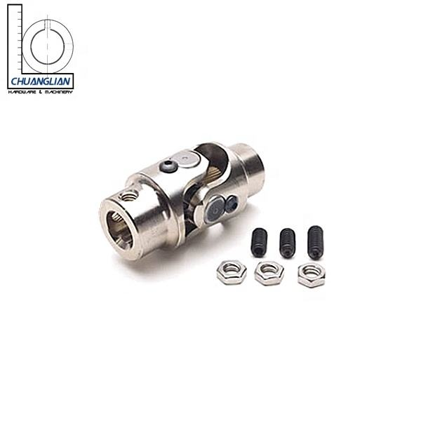 Precision Machining PTO Shaft Cross Bearing Universal Cardan Joint