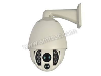 "18XCoptical zoom 720P IP HD IR High Speed PTZ Dome CCTV Camera, 1/3"" progressive scan CCD IR distance 150M (SIP-FP05)"