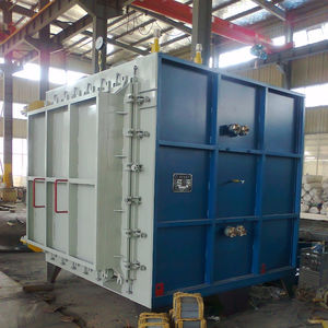 Factory price gas atmosphere protection chamber furnace for parts heat treatment