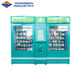 Convenience Store Shop 24 Automatic Robotic Mini Mart Vending Machine for Pharmacy with Large Advertising Touch Screen