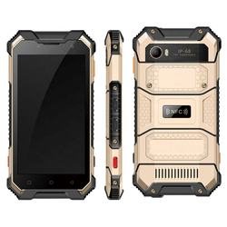 Cheapest 5 inch Octa-core Android 7.0 rugged phone 3G Ram + 32G ROM IP68 Waterproof Dustproof Phone 4G Smartphone with NFC PTT