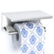 Alise Toilet Paper Holder Roll Holder With Stainless Steel Brushed
