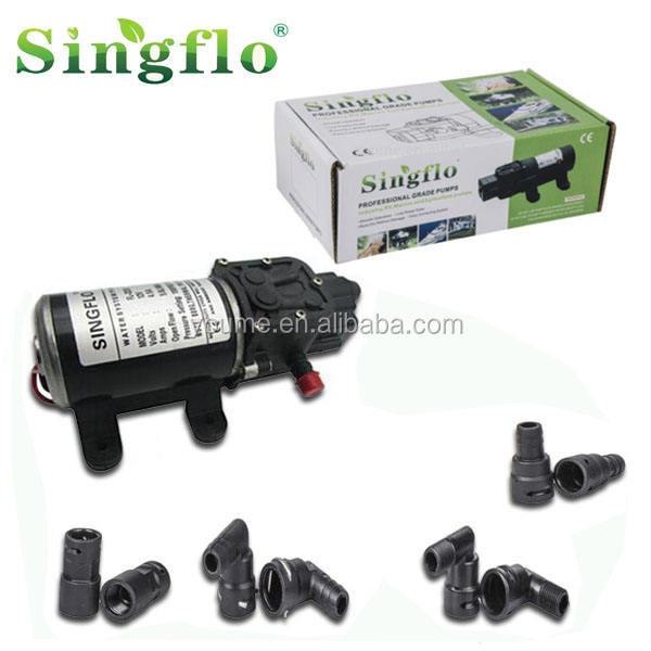 Singflo 100PSI 5.1LPM power sprayer pumpe/agrarkraftspritze pumpe/pestizid sprühpumpen