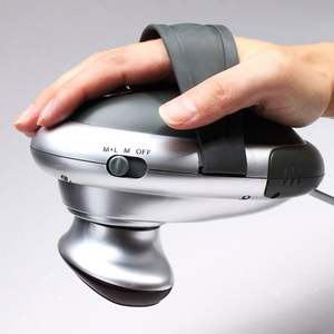New invented Vibrating Spa Scalp body handheld head massager machine