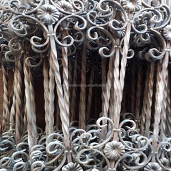 used wrought iron fencing for sale lowes wrought iron railings