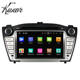 8 core dvd android car radio for hyundai ix35 tucson 2009 2010 2011 2012 2013 2014 gps navigation system