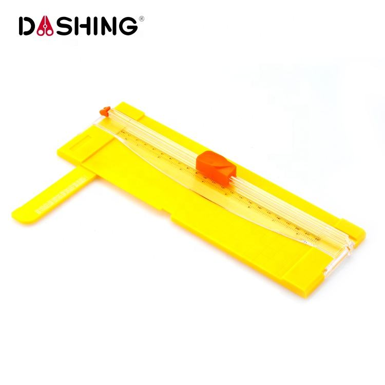 Graphic Customization Paper Cutter DASHING A5 Paper Cutter Trimmer With Blade Carriage