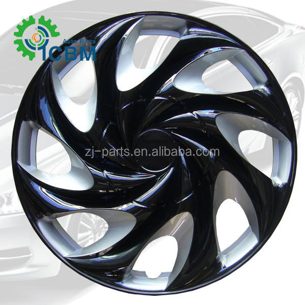 ABS classical double color wheel cover for car