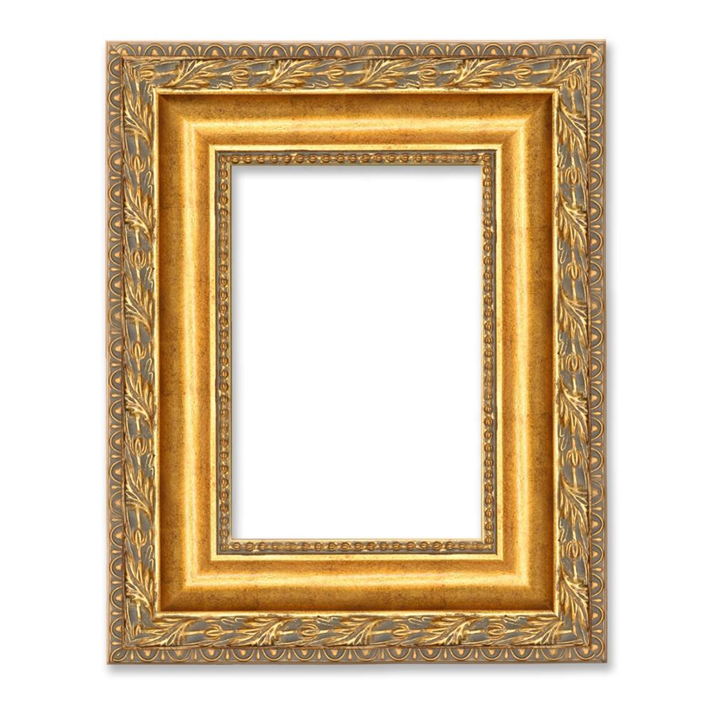 Wholesale Antique Luxury Baroque Style Gold Wooden Frame for Oil Painting