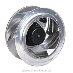 DC EC Motor Small High Pressure Centrifugal Fan