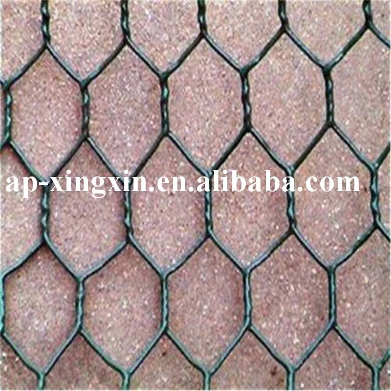 Cheap slope fencing/ river regulation gabion wire mesh, rack box/basket wire mesh, hexagonal iron wire netting (R - 003)