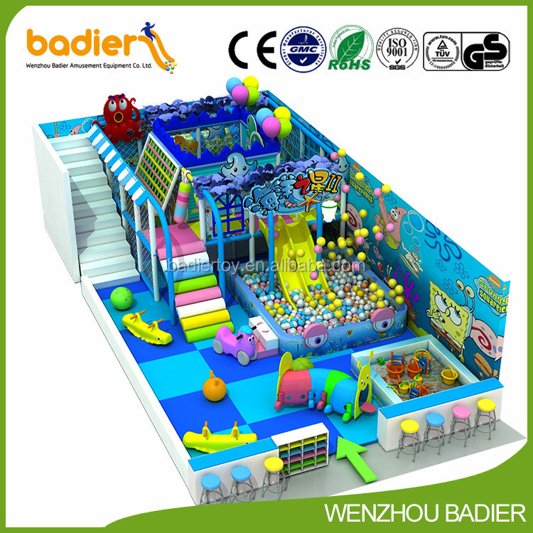 HD15B-058B Commerical indoor pretpark apparatuur indoor