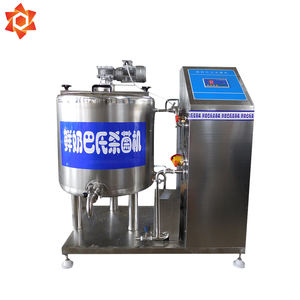 Batch vat htst flash pasteurization pasteurizer 500 litres