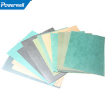 Blue Fish Paper/ 6520 6521 Polyester Film And Press Laminated Pressure Paper