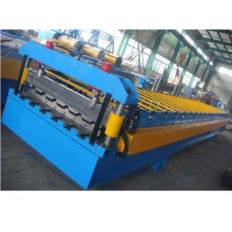 metal Floor Tile Making Machine / Roof Tiles Machine South Africa