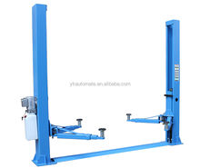 CE Manual Electric 2 two post 3.5 ton Hydraulic auto passenger car lift for sale