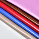 0.6Mm Thickness Stocklot Glitter Shiny Mirror Pvc Leather Elastic Brushed Fabric Synthetic Pu Leather Cloth For Handbag