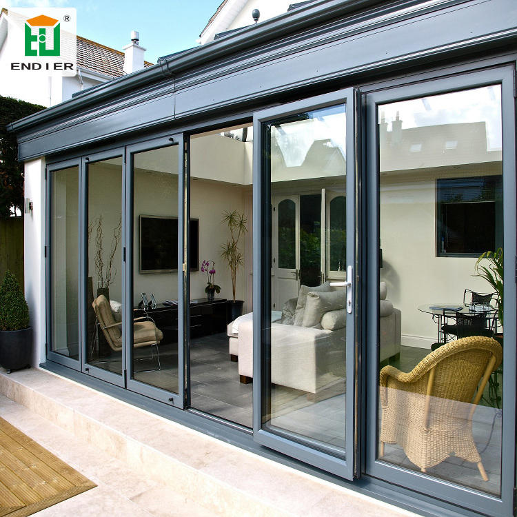 sliding glass aluminium stacking door sf50 price myanmar aluminum door and window manufacturing