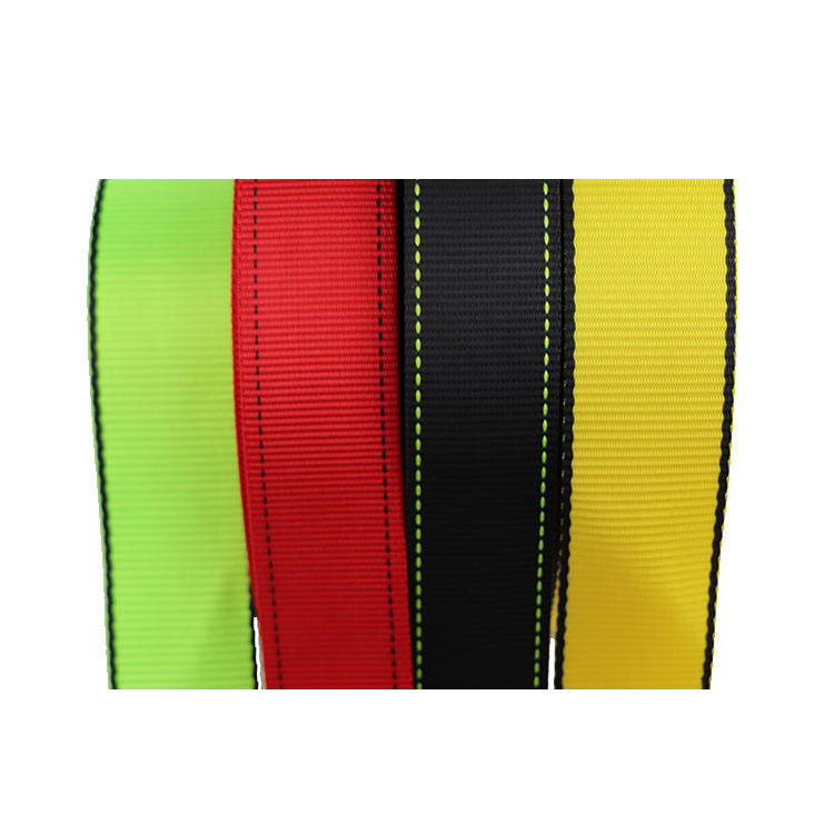 45mm custom ribbon webbing strap safety belt for climbing harness safety belt