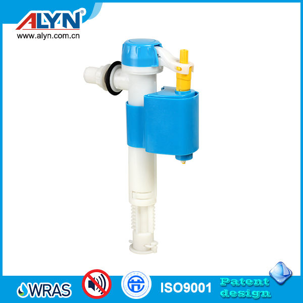 WRAS two-way fill valves toilet fittings POM water tanktoilet cistern inlet valve