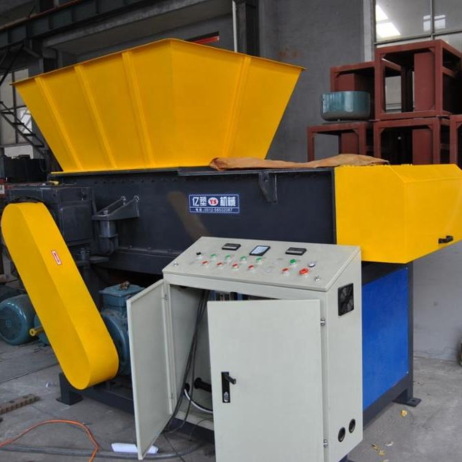 Enkele as shredder recycling machine