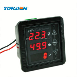 Ac Voltage Digital Panel Meter GV23L
