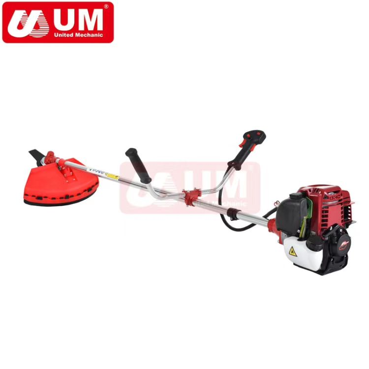 Chinese small gasoline engine 4 stroke 35cc sidepack brush cutter