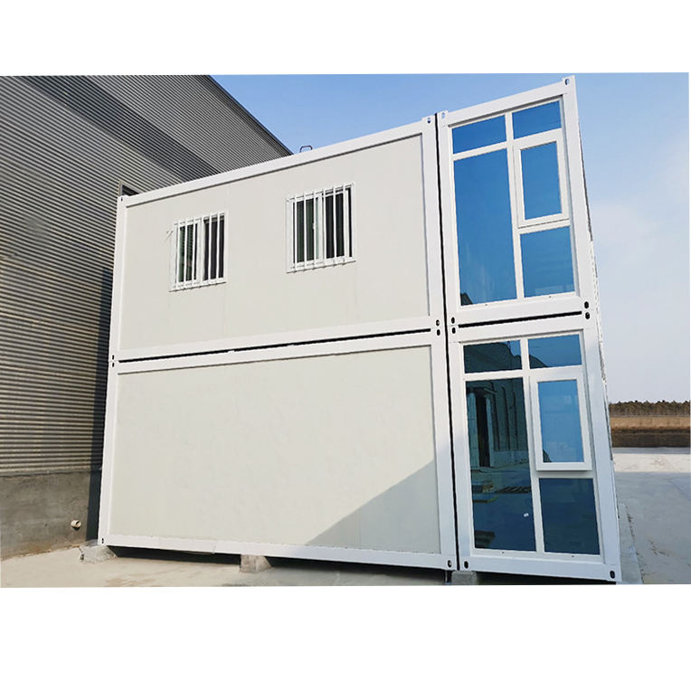 Mobile prefabricated luxury prefab house containers offices building