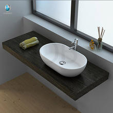 High quality table top bath toilet sink