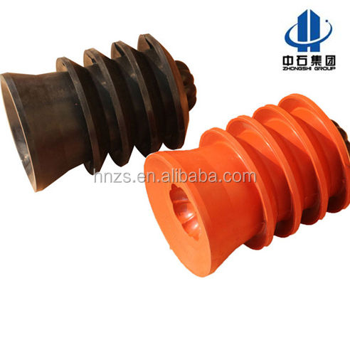 9 5/8'' oil well drilling cementing rubber plugs