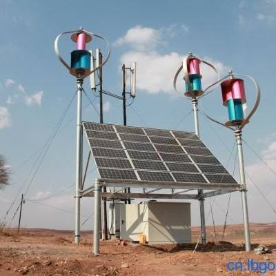 2kW wind/solar hybrid power system, off-grid
