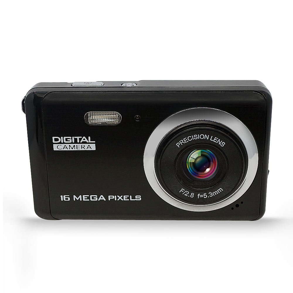 Digital Camera With 18mp and 3X Optical Zoom and 2.7