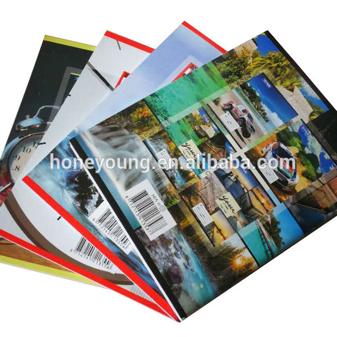 2019 stationary wholesales 100 sheets/200 pages vintage notebook