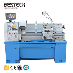BT360F 38mm or 51mm bore CE approval conventional parallel metal spinning lathe