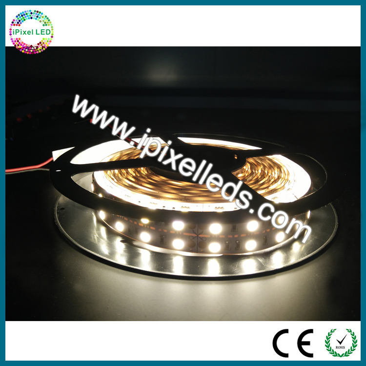 5050 <span class=keywords><strong>SMD</strong></span> 120 Soğuk Beyaz/Sıcak Beyaz Esneklik <span class=keywords><strong>LED</strong></span> Şerit 5050 24 V