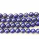 Wholesale 4mm 6mm 8mm 10mm round high quality natural round lapis lazuli loose bead