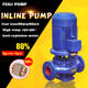 high capacity water pressure booster pump residential water booster pumps 220V single phase pompe centrifugal