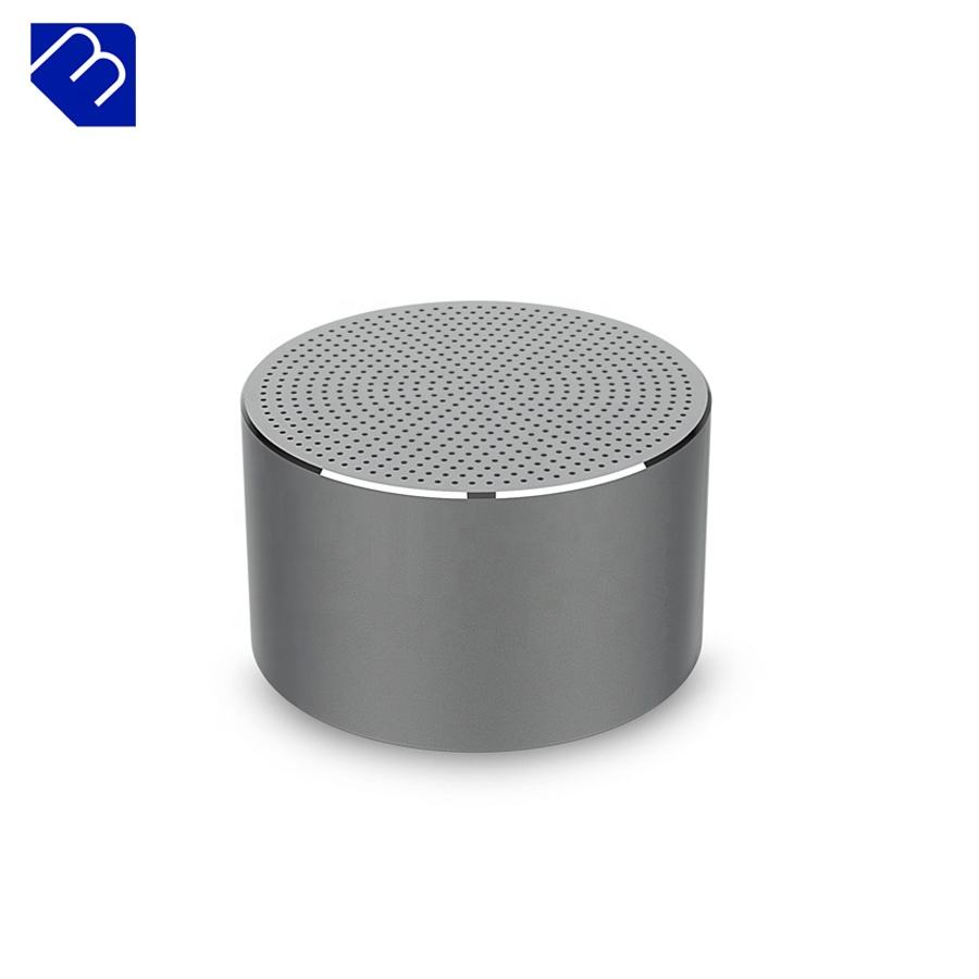 Hot Sale Mini Kecil Putaran 5 Watt Bluetooth Speaker