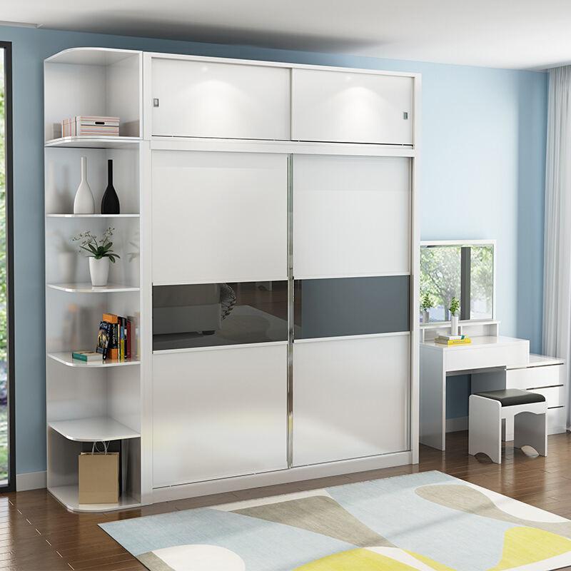 Promocional de alta calidad E1 grandes muebles de armario señor precio muebles para el hogar