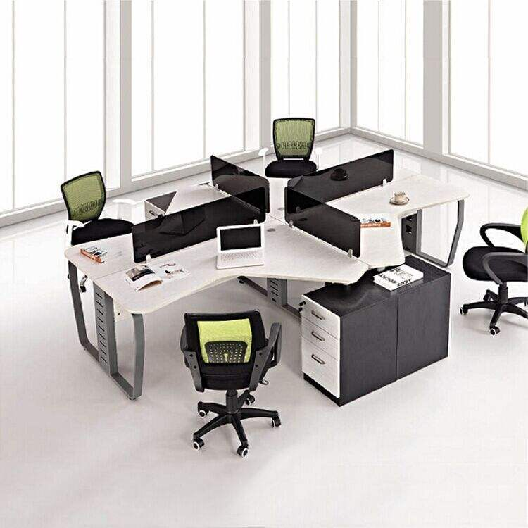 China Foshan Shunde Manufacturer MFC Material Office Furniture