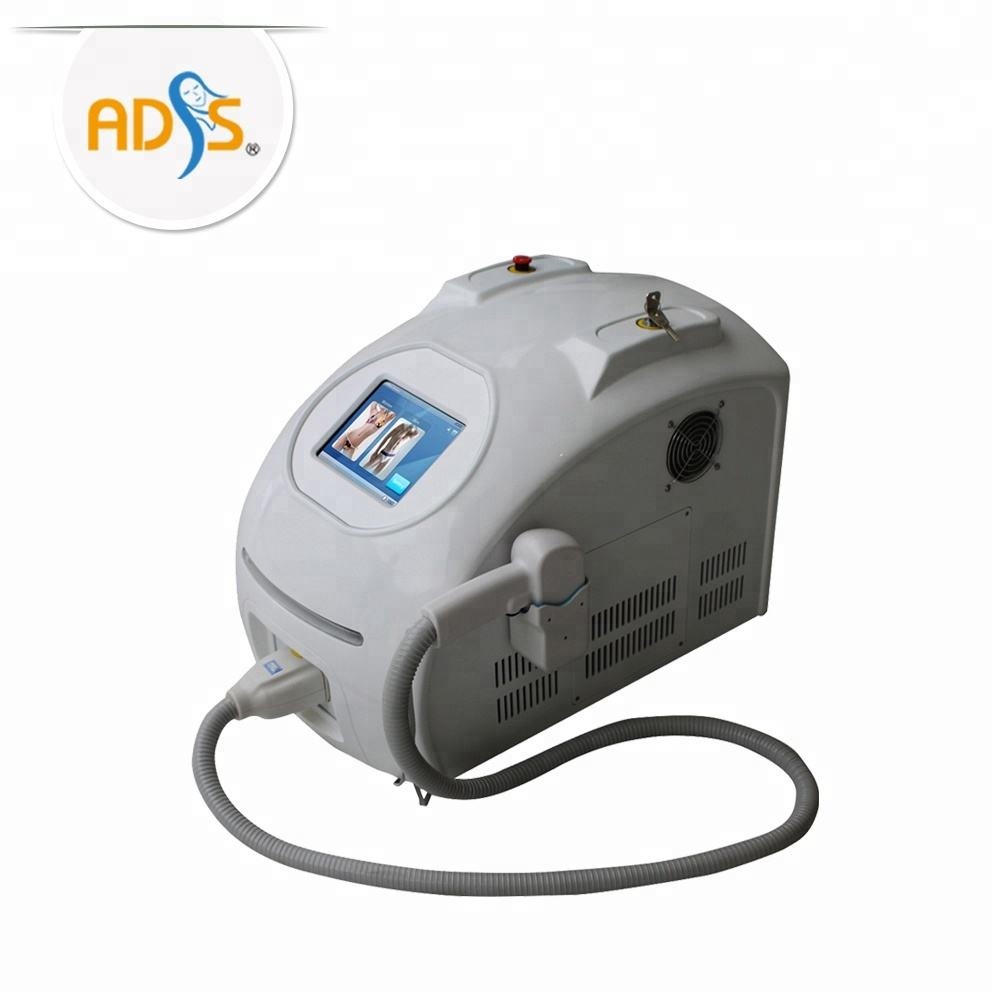 ADSS Professional depilation laser 808 / 808nm diode laser machine / portable laser hair removal machine