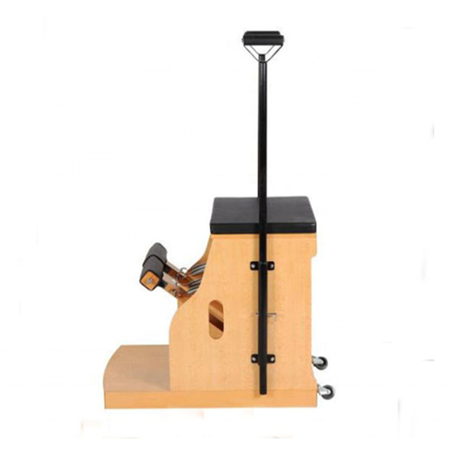Hot Sale Pilates Reformer spring Combo Chair in High quality