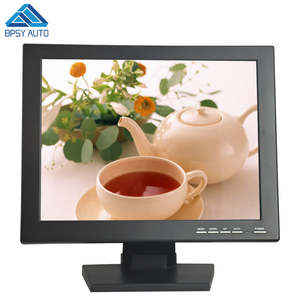 Square 4:3 TFT LED Touchscreen Monitor 15 Inch LCD Touch screen Monitor for POS System