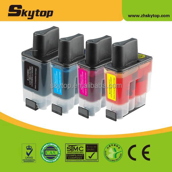 LC09 / LC41 / LC47 / LC900 / LC950 compatible ink cartridge for brother DCP-110C DCP-111C DCP-115C DCP-116C DCP-120C