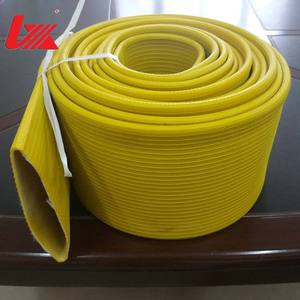 Side Irrigation Hose Irrigation Easy To Clean Up Double Side Rubber Cover Drip Irrigation Hose