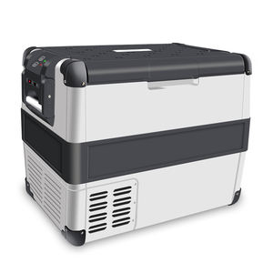 65L DC 12V camping traveling freezer portable for car