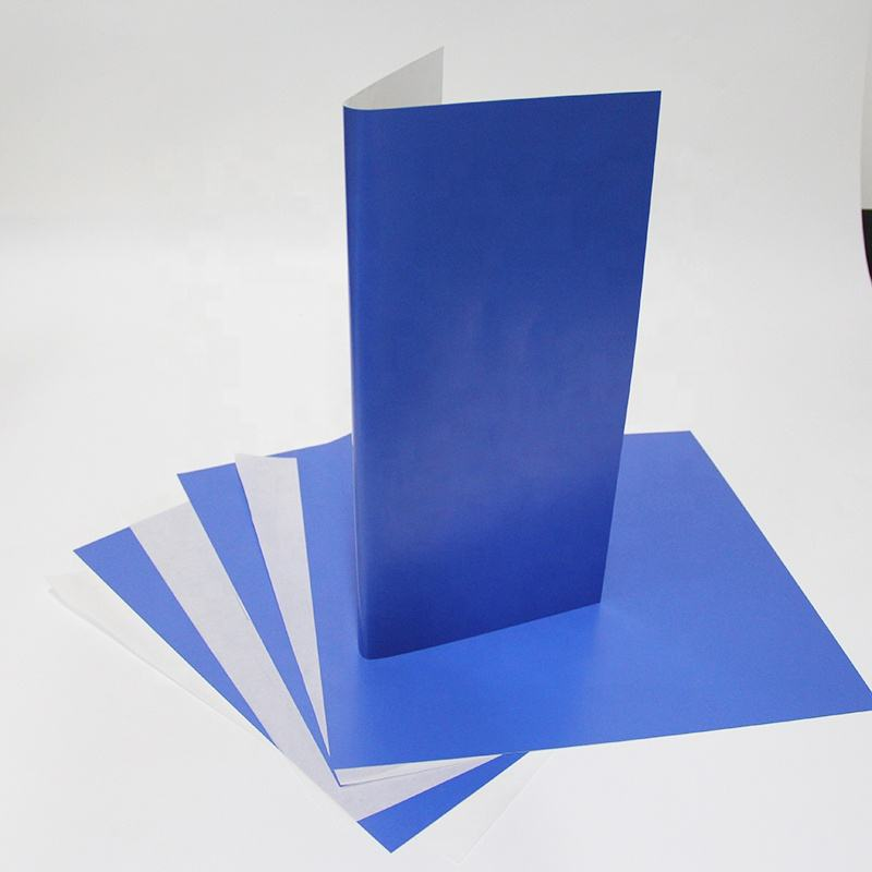 Aluminium Offset Plaat Blauw Coating Uv Ctcp Drukplaat
